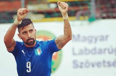 emmanuele zurlo attaccante Italia