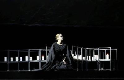 Daniela Schillaci in La Straniera