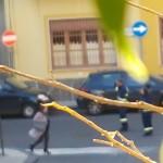 Aci Castello: strade deserte