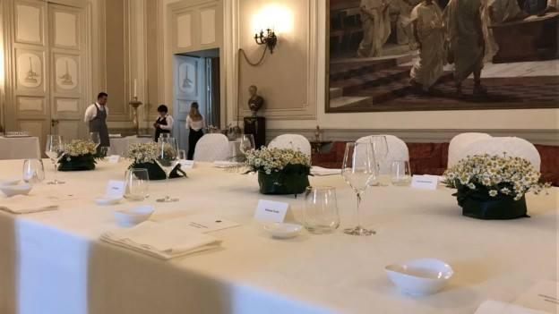 G7: consorti partono alle 12 per sorvolo dell'Etna
