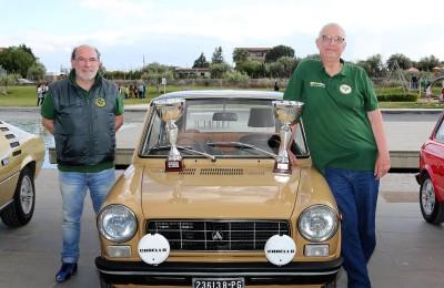 EP, Historic 2017, vincitori DRIVER (Pietro Ginevra e Vincenzo Giannone)