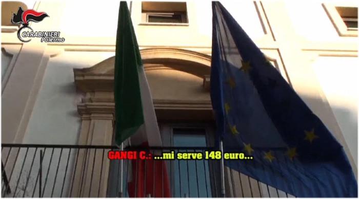 Arrestato impiegato Tribunale sorveglianza Palermo