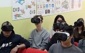 'Un'app per prepararsi a esame patente con la realtà virtuale'
