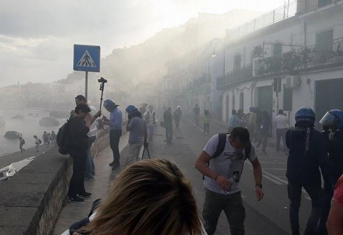lacrimogeno