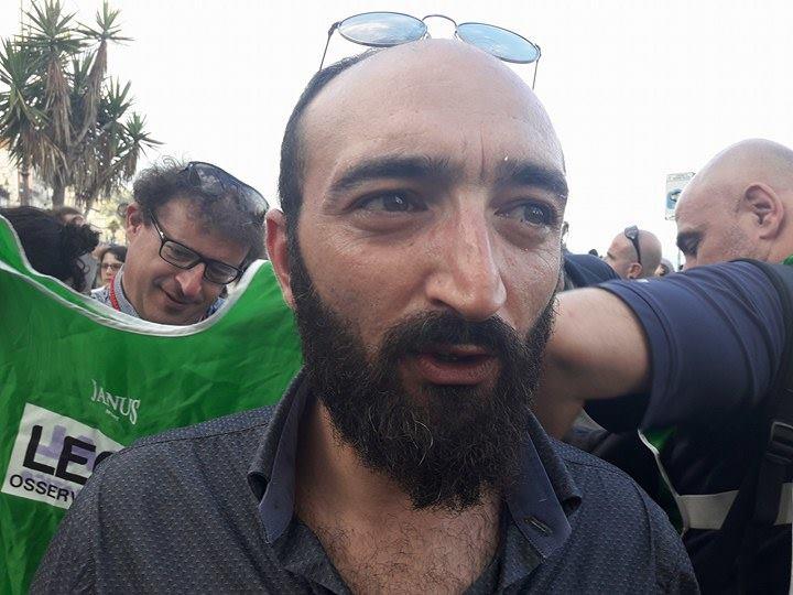 Dario Pruiti, avvocato del Legal Team