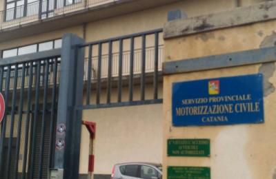 ingresso uffici motorizzazione civile catania