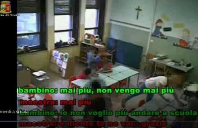Maltrattamenti in asilo, due maestre a giudizio