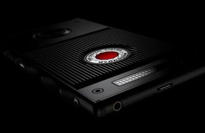Smartphone oleografico RED (uff. st.)