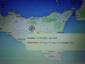 terremoto!!