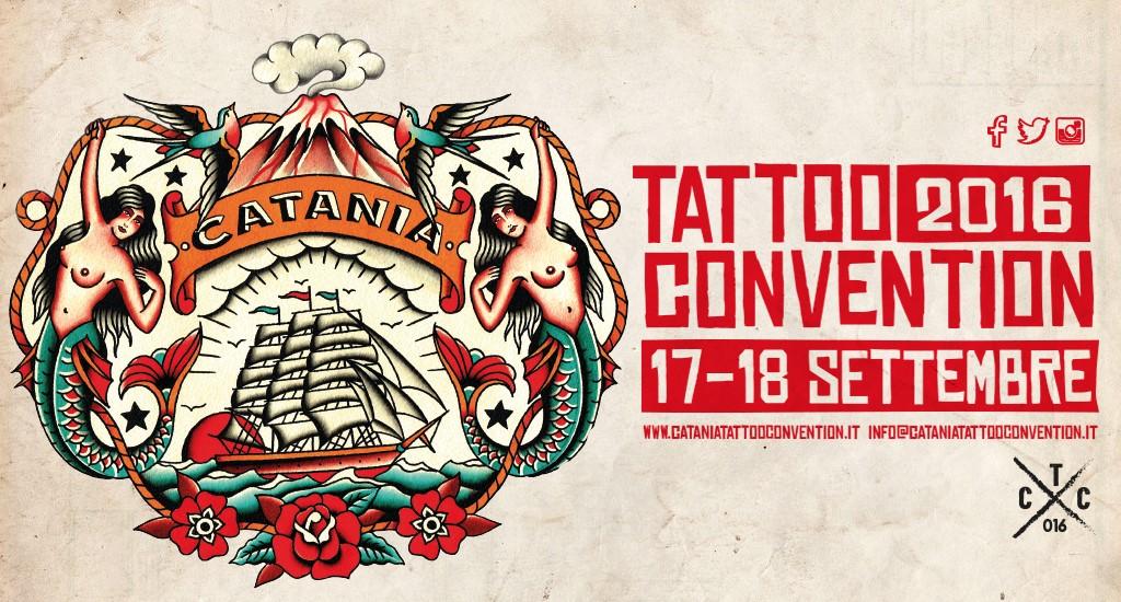 Al via la tattoo convention a catania l 39 urlo news e for La tattoo convention