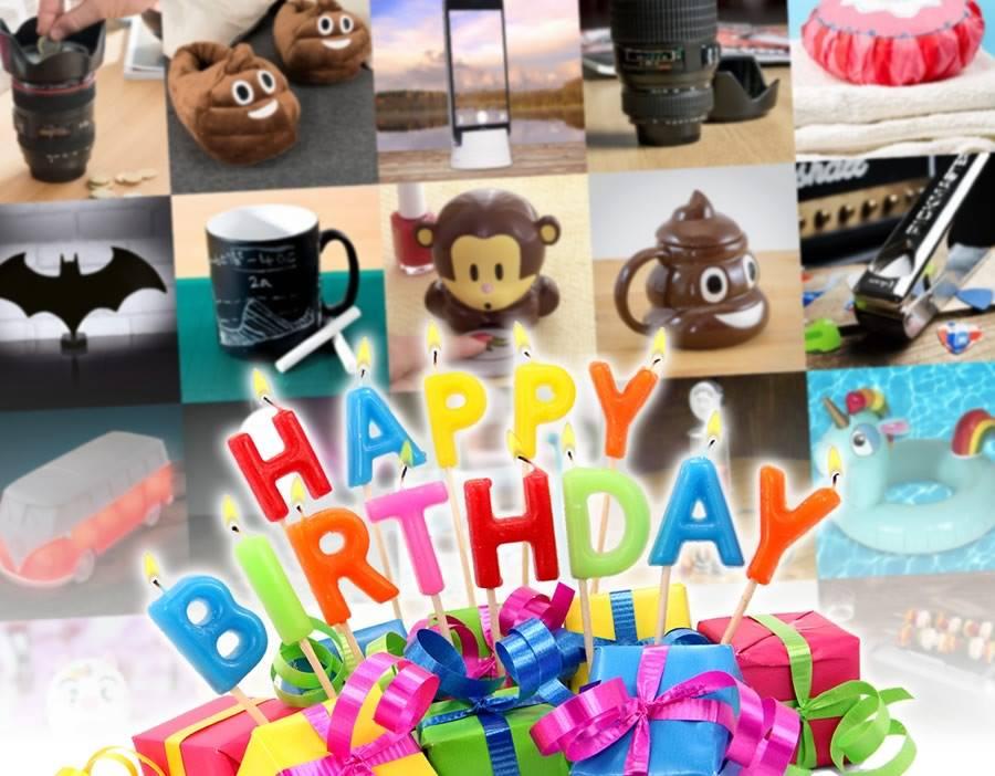 I migliori regali di compleanno per amici e parenti l for Regali per amici