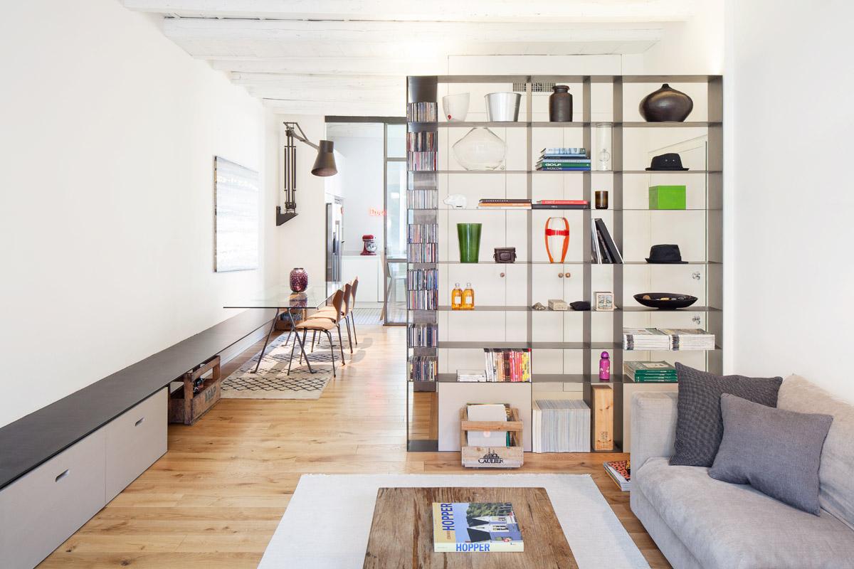 Living space organizzare ed arredare una zona giorno for Arredare zona living