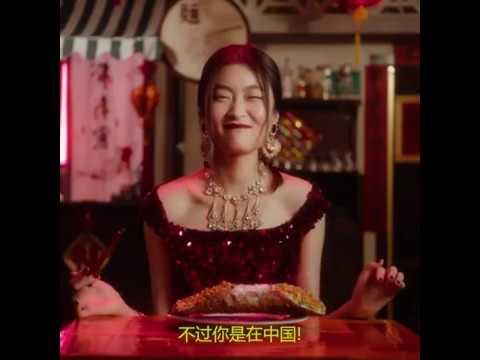 Il cannolo della discordia  via Dolce   Gabbana dalla Cina - L Urlo ... 1545b2aab9c