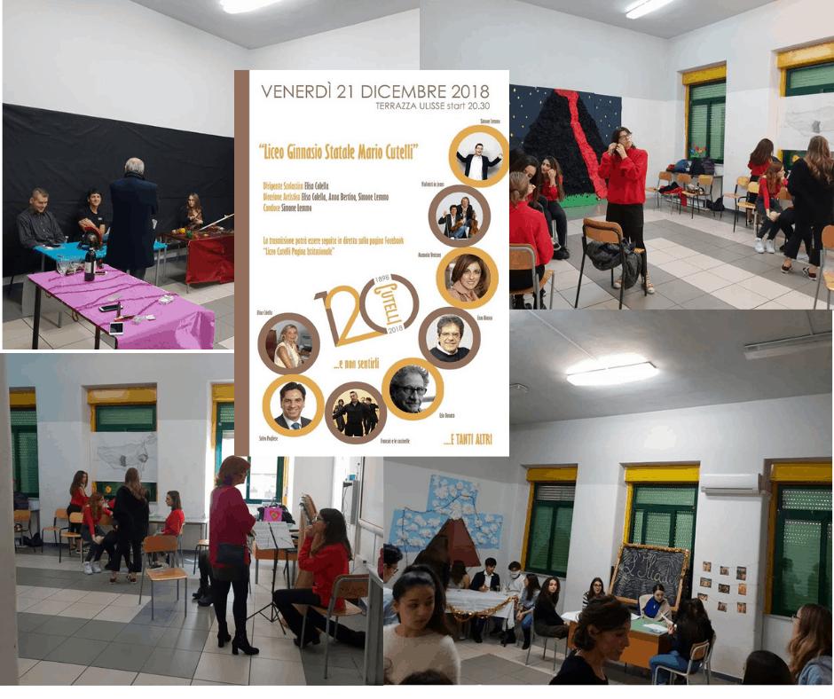 Grande Festa Al Liceo Classico Cutelli L Istituto Compie 120 Anni