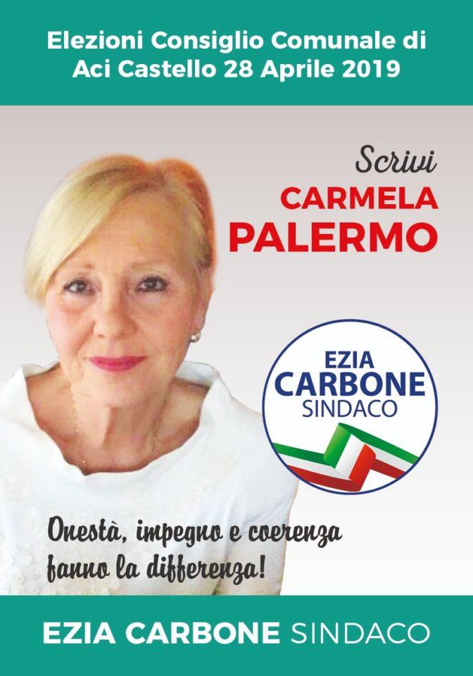Carmela Palermo - Comune Aci Castello