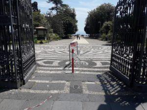 villa belvedere ingresso