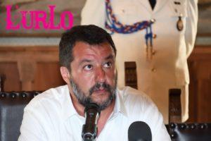 Matteo Salvini a Catania