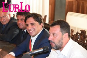 Salvini e Pogliese