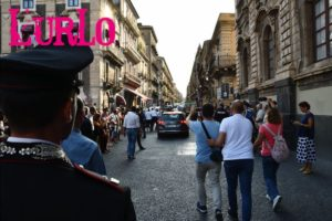 Matteo Salvini carabiniere