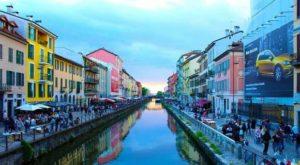 I Navigli a Milano - fonte milanoweekend.it