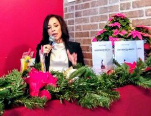 Silvia De Filippi alla presentazione del suo libro