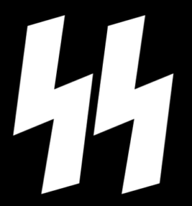 Il simbolo delle SS naziste