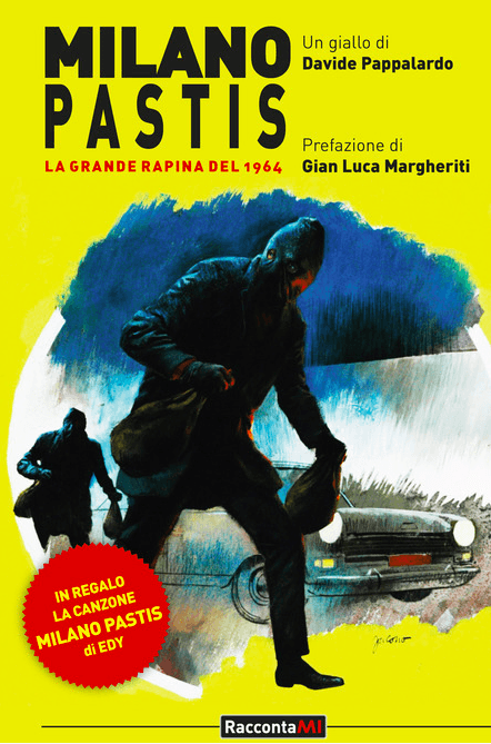 Milano Pastis libro della consacrazione